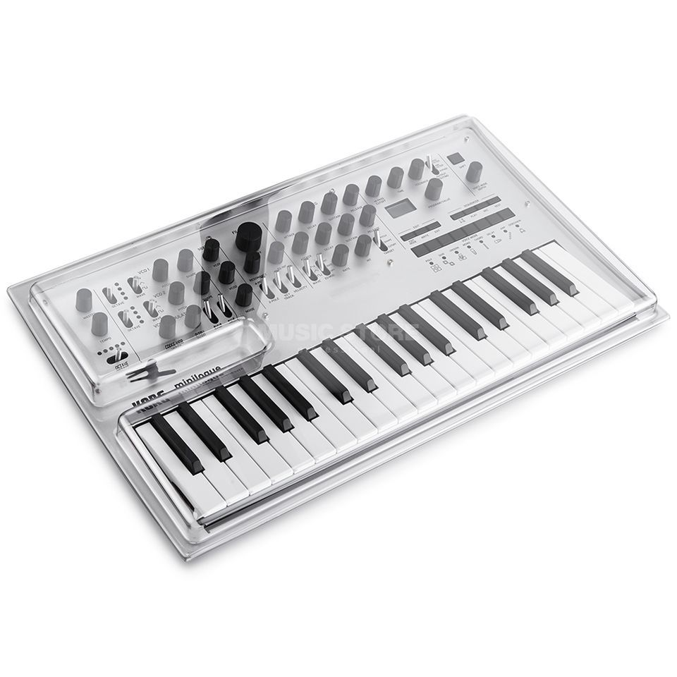 Decksaver Korg Minilogue Cover Product Image