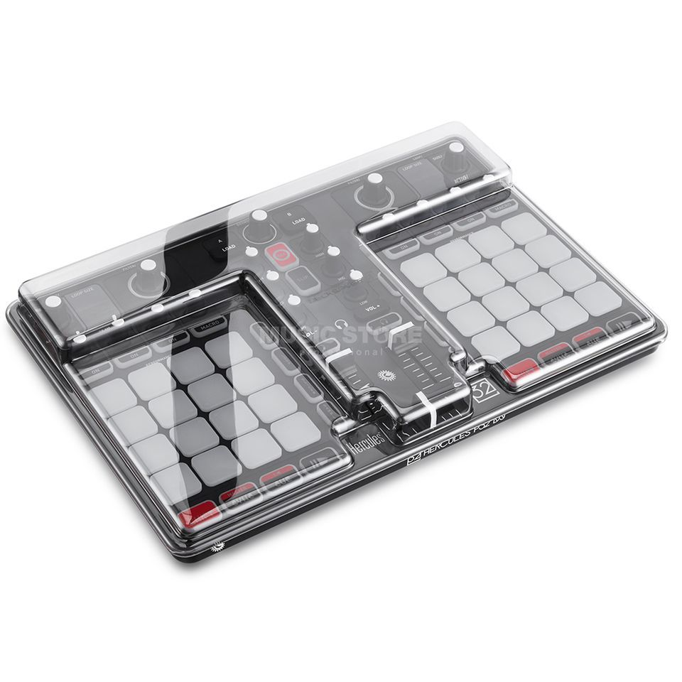 Decksaver LE Hercules P32DJ Cover (Light Edition) Produktbild