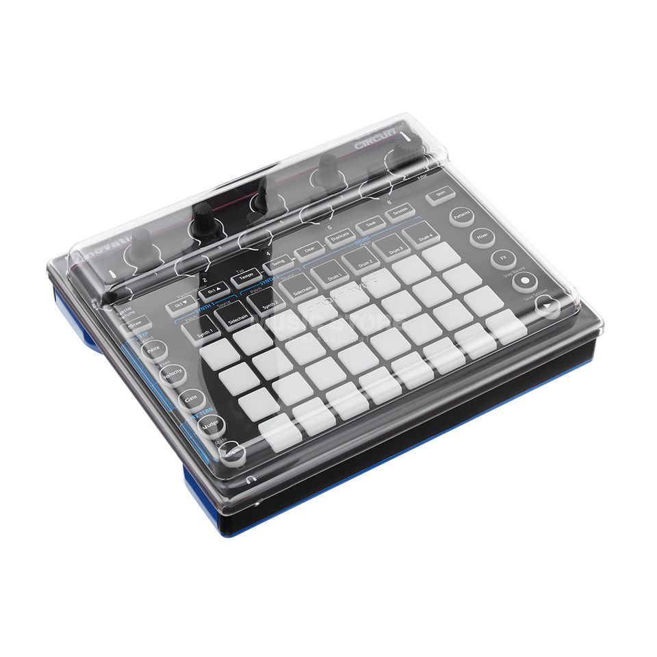 Decksaver Novation Circuit Cover Product Image