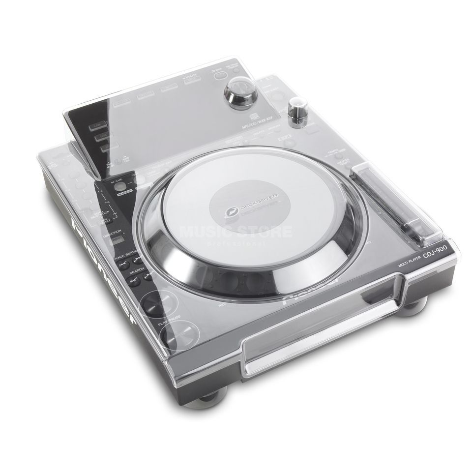 Decksaver Pioneer CDJ-900 cover  Productafbeelding