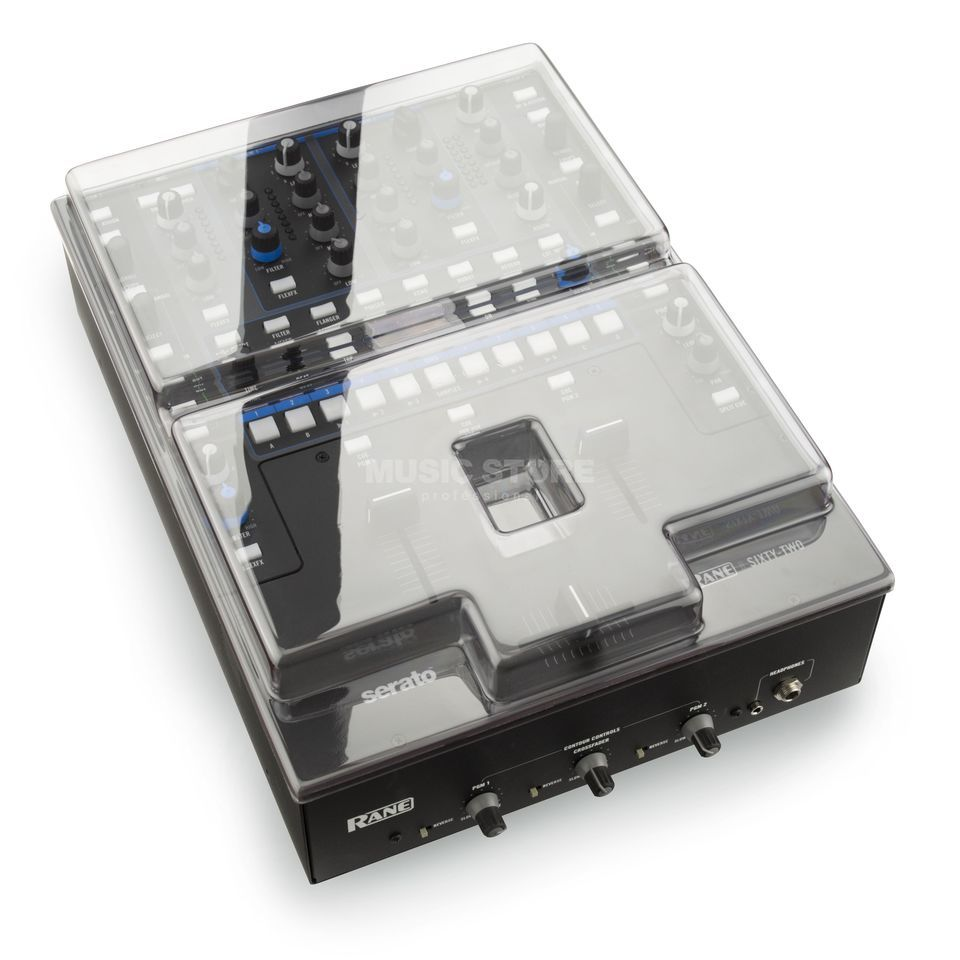Decksaver Rane Sixty-Two Cover  Product Image