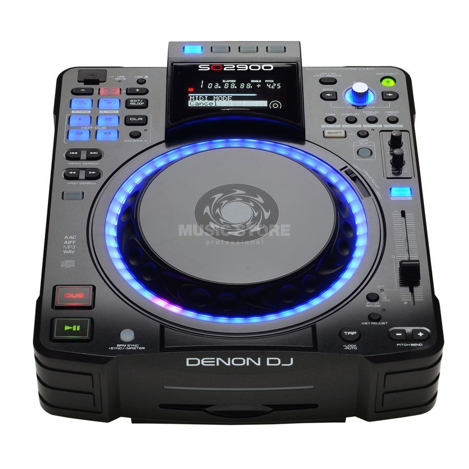 Denon DJ DN-SC2900 Controller & Media Player Изображение товара