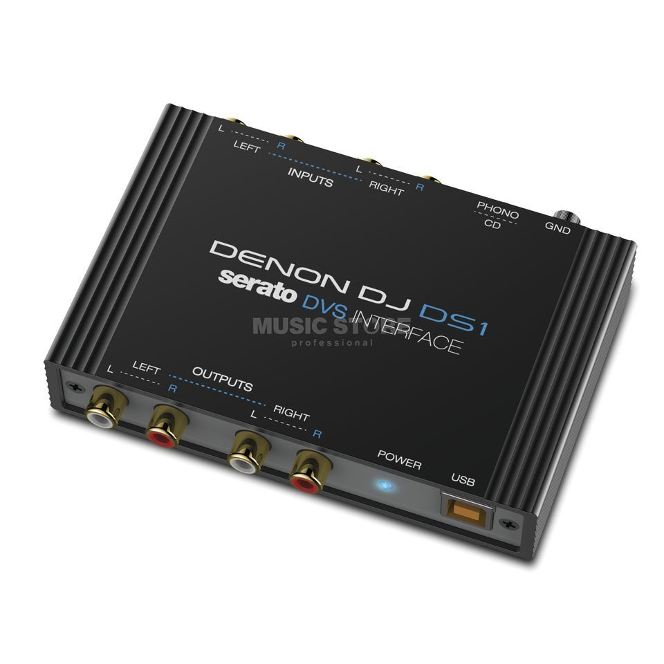 Denon DJ DS1 - DVS Interface for Serato DJ Produktbillede