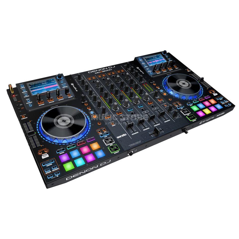 denon dj mcx8000 firmware 2.0