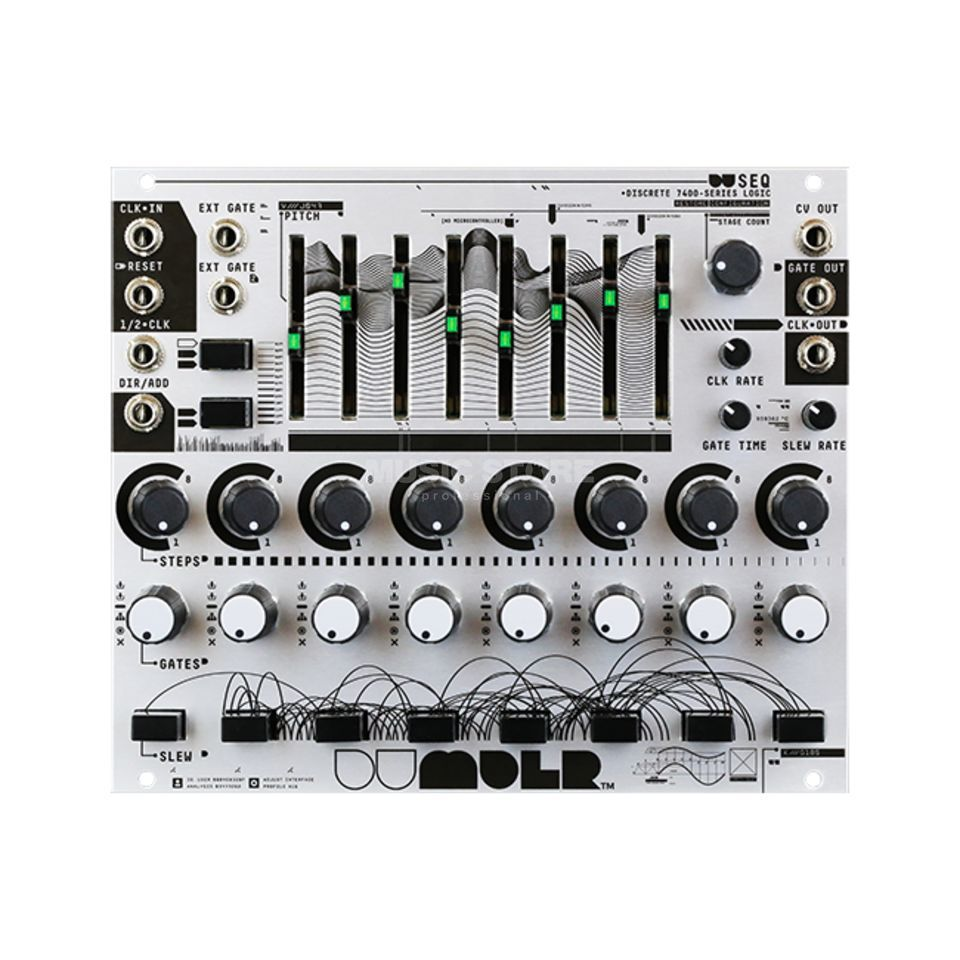 Detroit Underground DU-SEQ analog pulsing sequencer Produktbillede