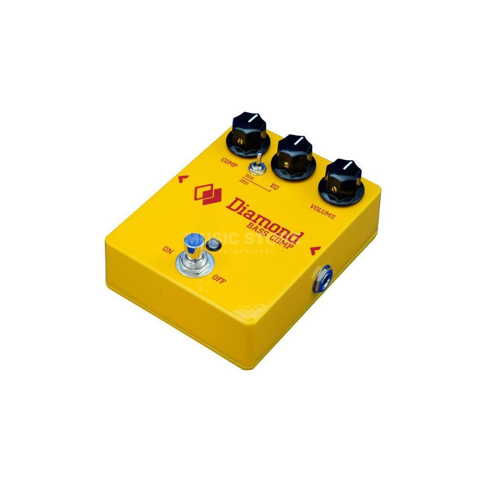 Diamond Effect Pedals bas Comp  Productafbeelding