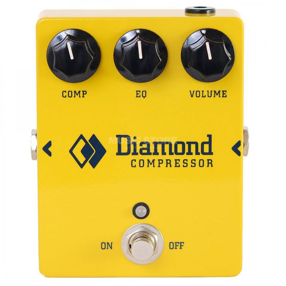 Diamond Effect Pedals Compressor Produktbild