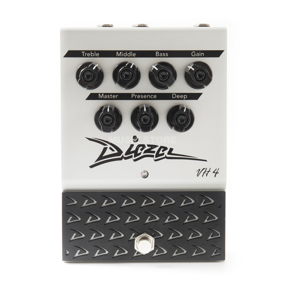 Diezel Amplification VH4 Pedal Productafbeelding