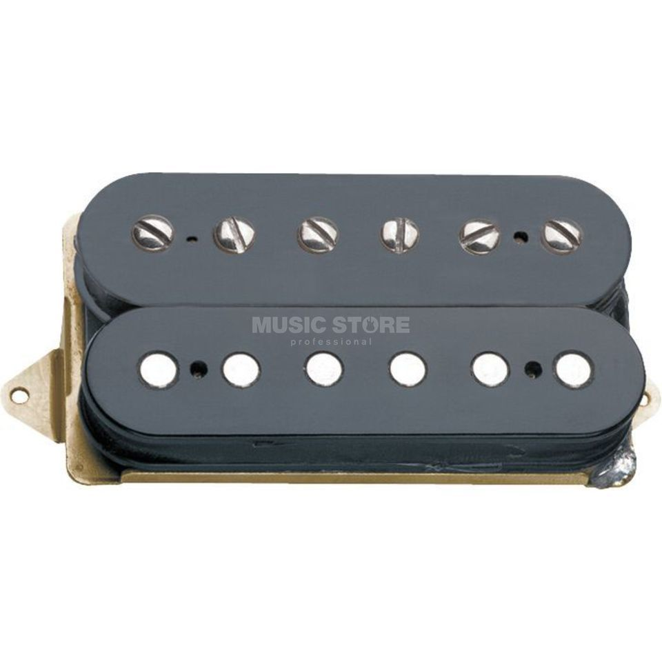 DiMarzio DP193 Air Norton Humbucker Pic kup Black, F Spacing   Produktbillede