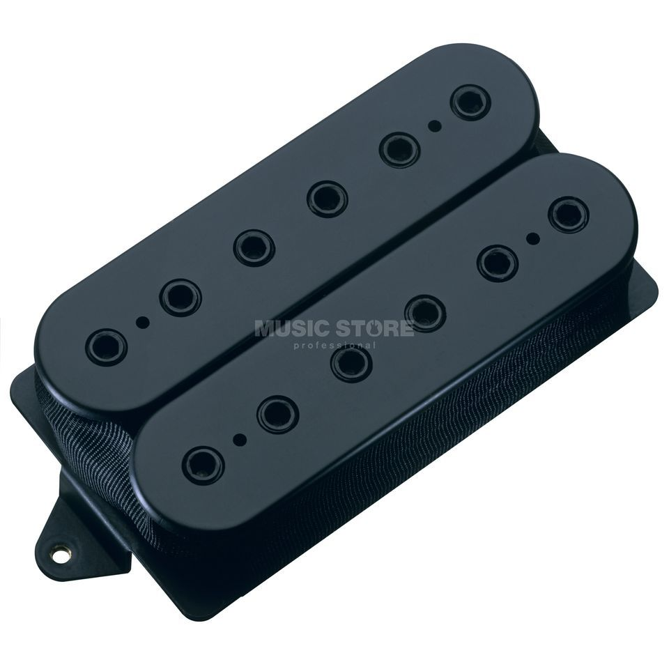 DiMarzio DP215F BK EVO 2 F-Spaced Bridge Produktbild