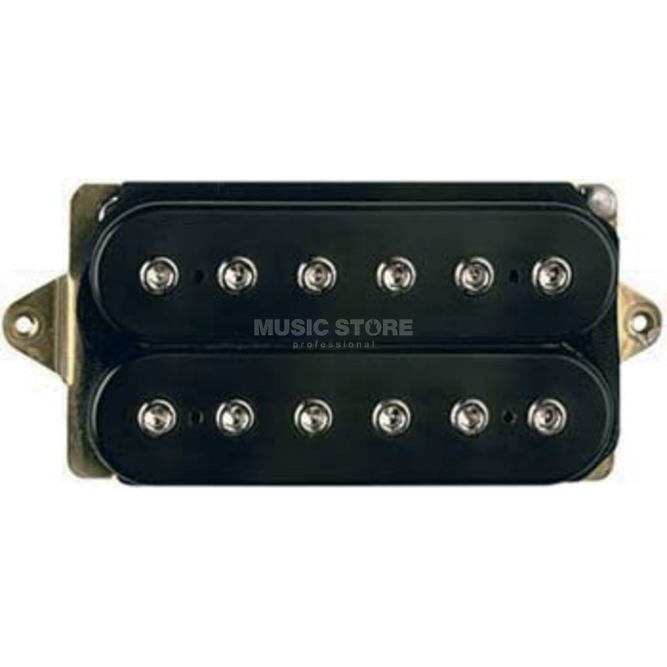 DiMarzio DP216F Mo Joe F-Spaced Black Produktbild