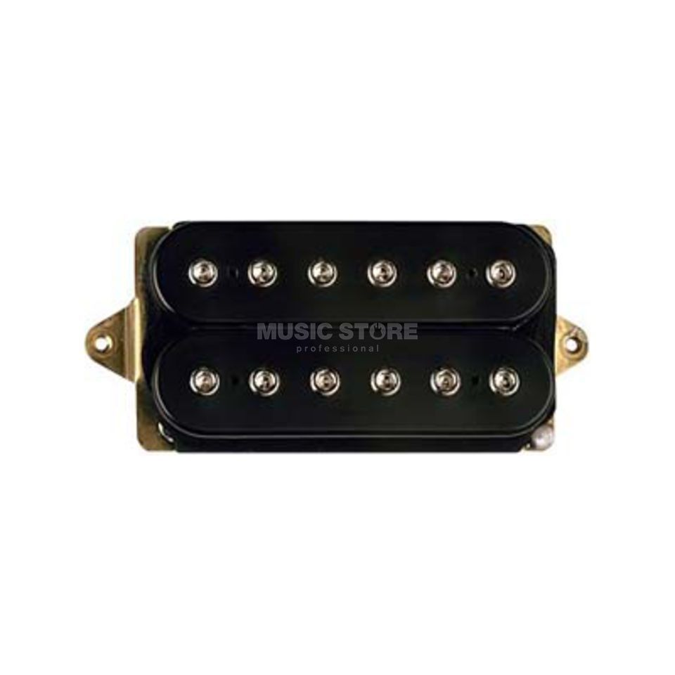 DiMarzio DP220F BK D Activator F-Spaced Bridge Produktbild