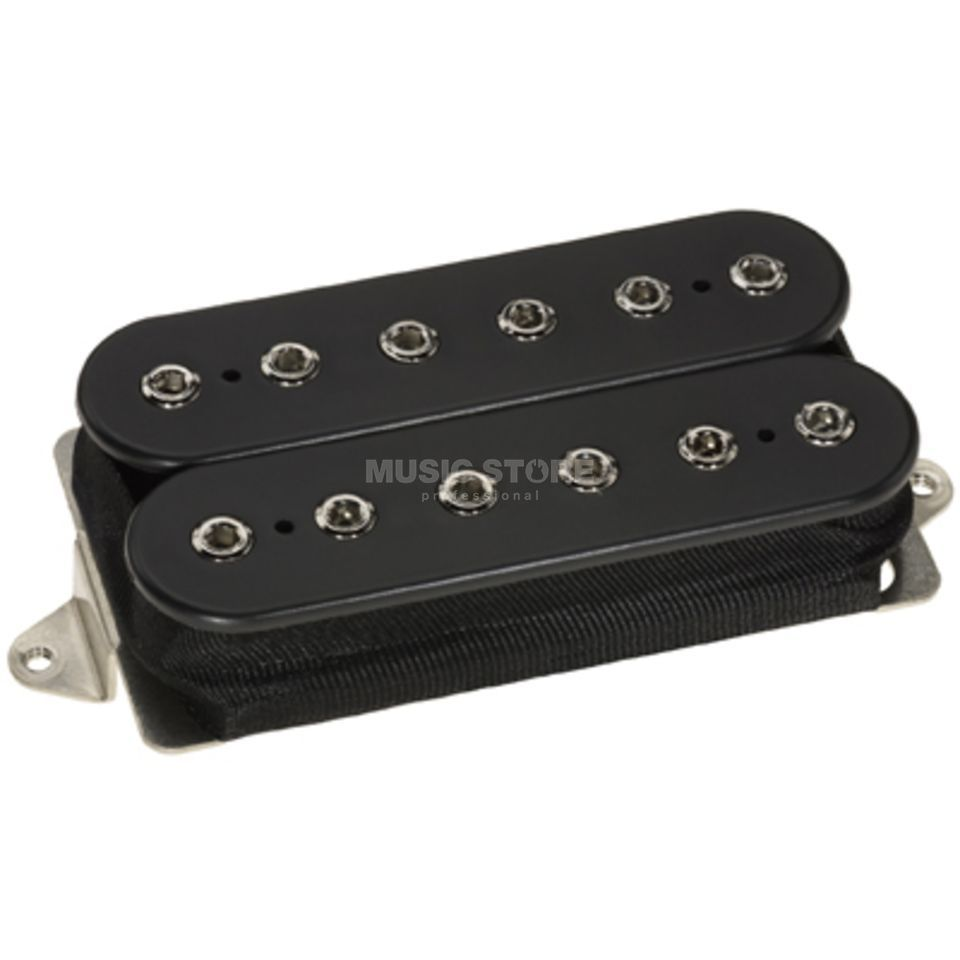 DiMarzio DP252 Gravity Storm Neck Black Produktbild