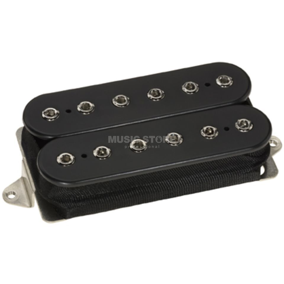 DiMarzio DP253 Gravity Storm Bridge Black Produktbillede