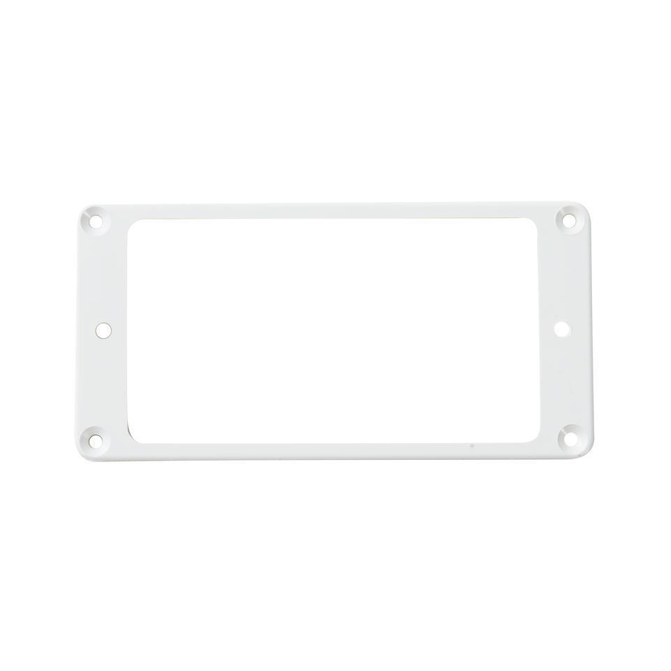 DiMarzio Humbucker Mounting Ring Bridge White Produktbild