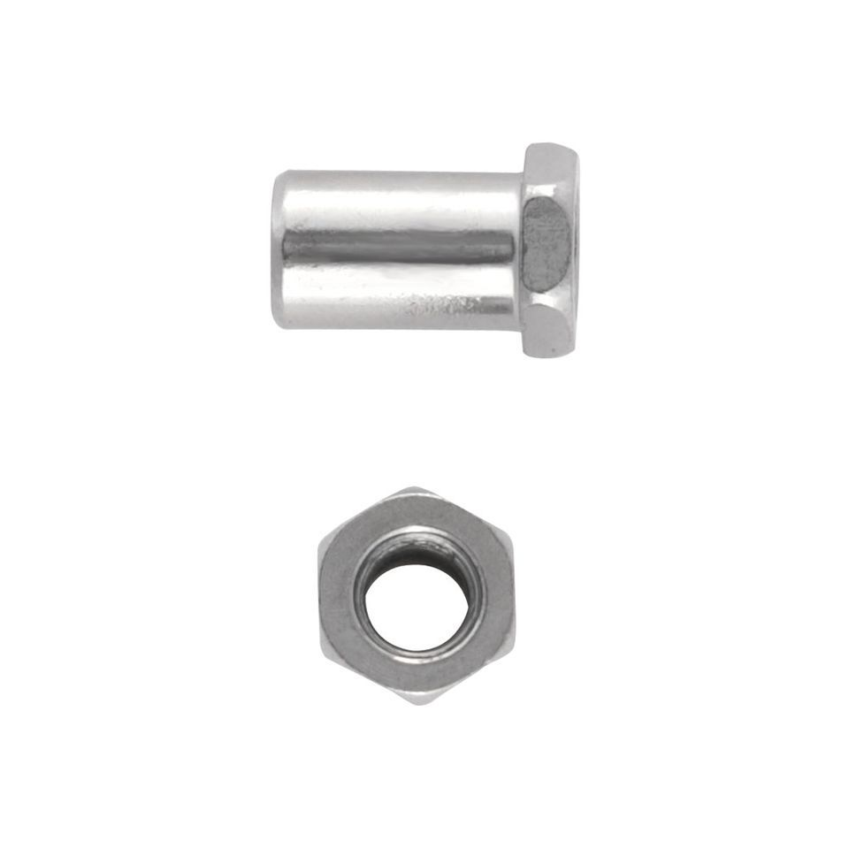 Dixon Thread Shell for Lugs 6 Pcs. Immagine prodotto