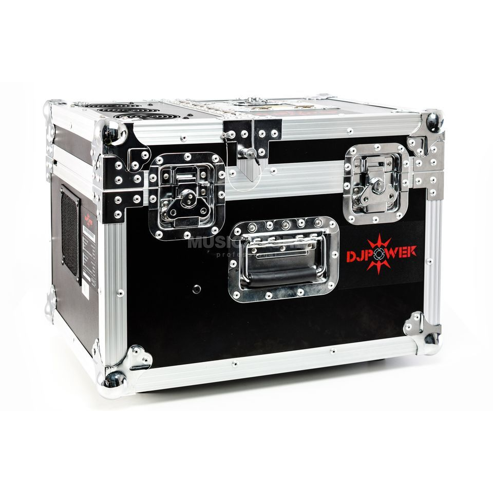DJ Power DHZ-660 Hazer, 500 Watt, mit Case Produktbild
