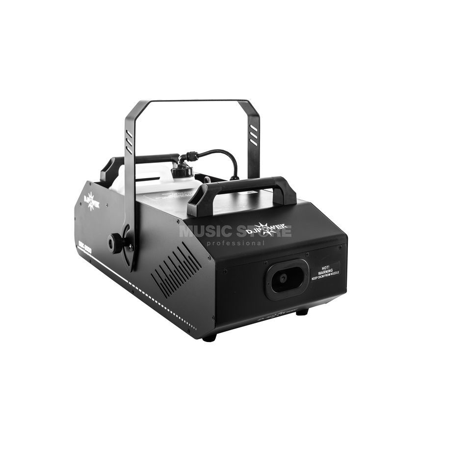 DJ Power DSK-3000 Fog Machine, 3000 Watt Produktbillede