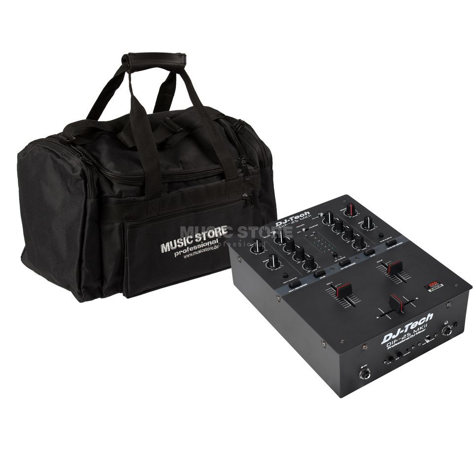 DJ-Tech DIF-2S MKII + Bag - Set Product Image