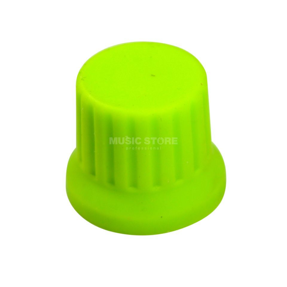 DJ TECHTOOLS Chroma Caps Encoder Knob green Produktbild