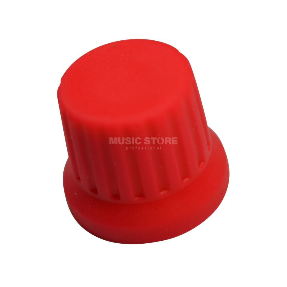 DJ TECHTOOLS Chroma Caps Encoder Knob red Produktbild