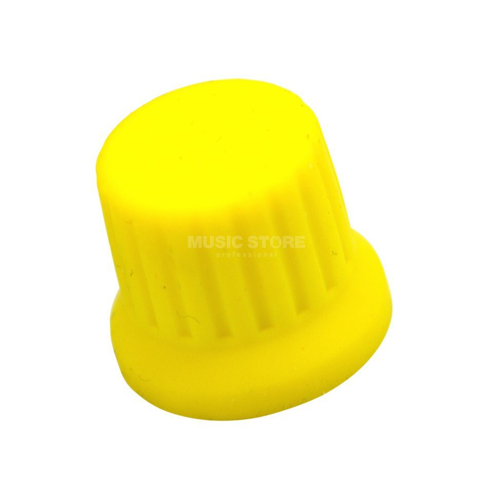 DJ TECHTOOLS Chroma Caps Encoder Knob yellow Produktbild