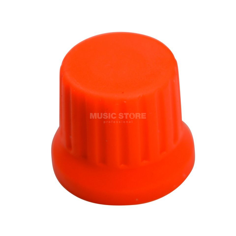 DJ TECHTOOLS Chroma Caps Encoder knop neon orange Productafbeelding