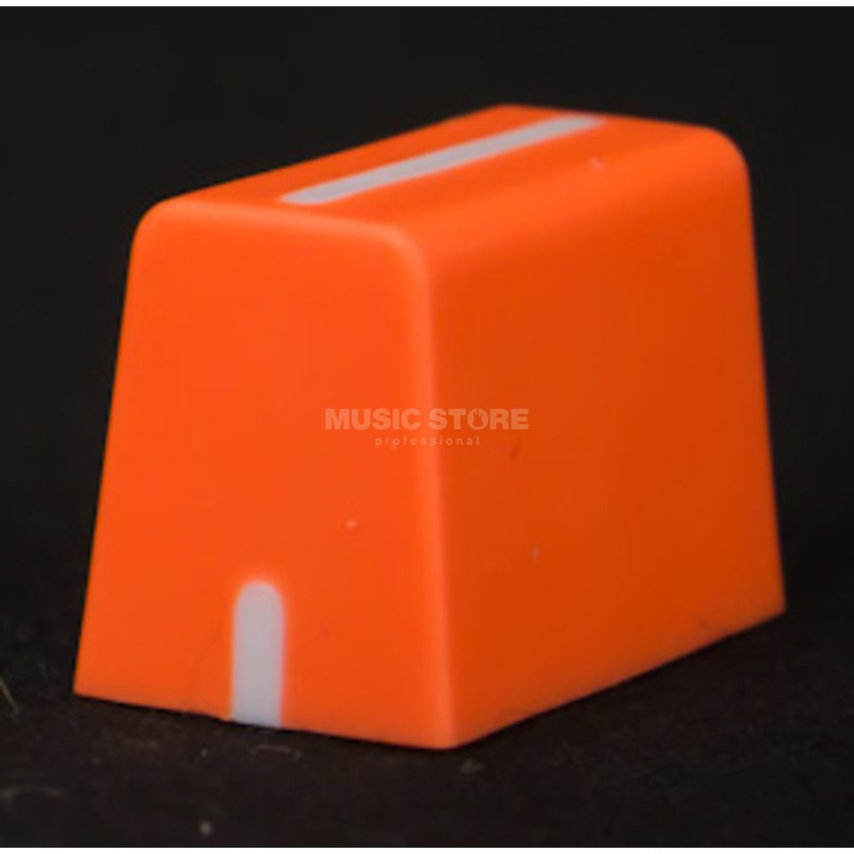 DJ TECHTOOLS Chroma Caps Fader neon orange Product Image