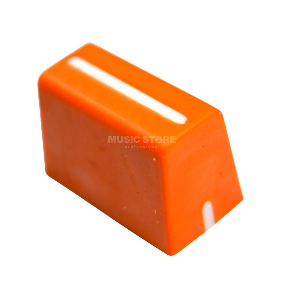 DJ TECHTOOLS Chroma Caps Fader orange  Produktbild