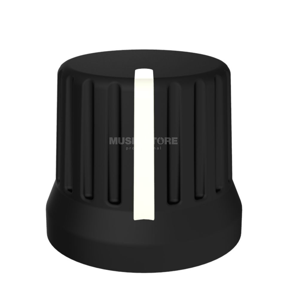 DJ TECHTOOLS Chroma Caps Fatty Knob black  Product Image