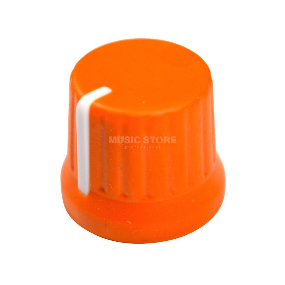 DJ TECHTOOLS Chroma Caps Fatty Knob orange  Produktbild