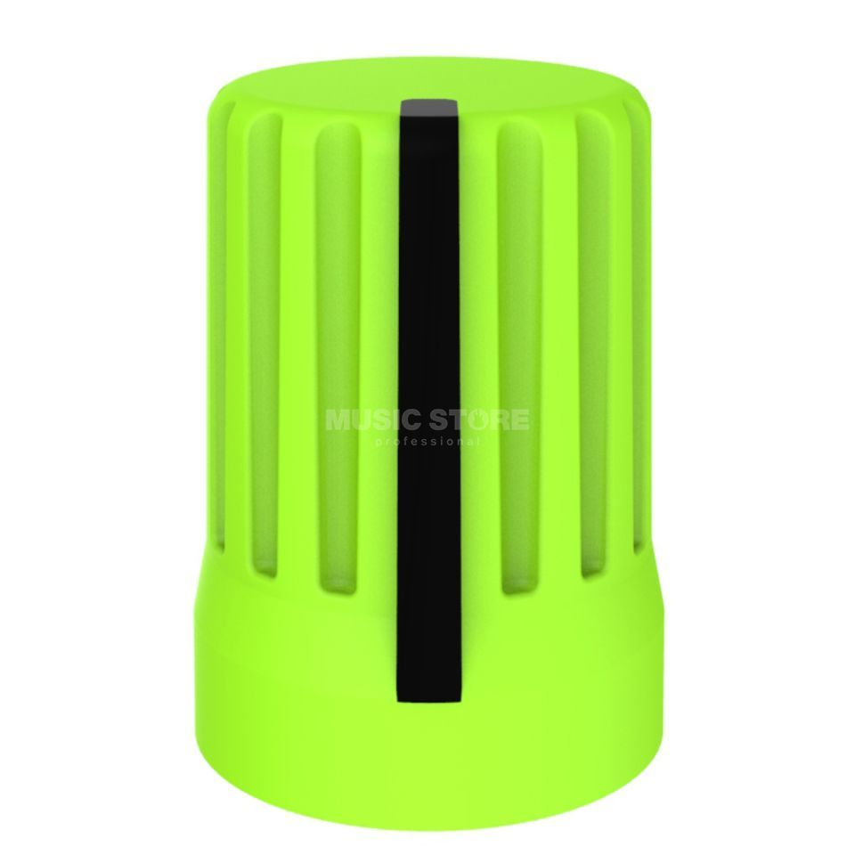DJ TECHTOOLS Chroma Caps Superknob green  Product Image