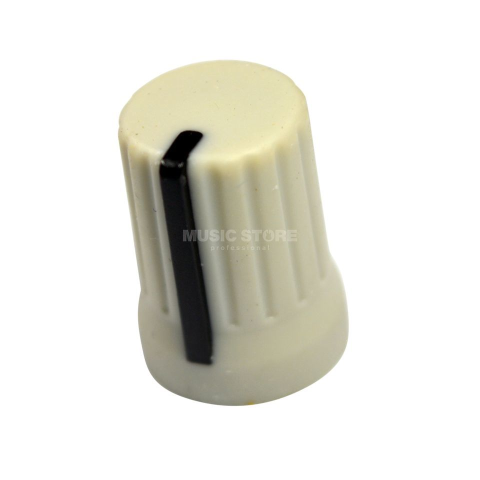 DJ TECHTOOLS Chroma Caps Superknob grey  Product Image