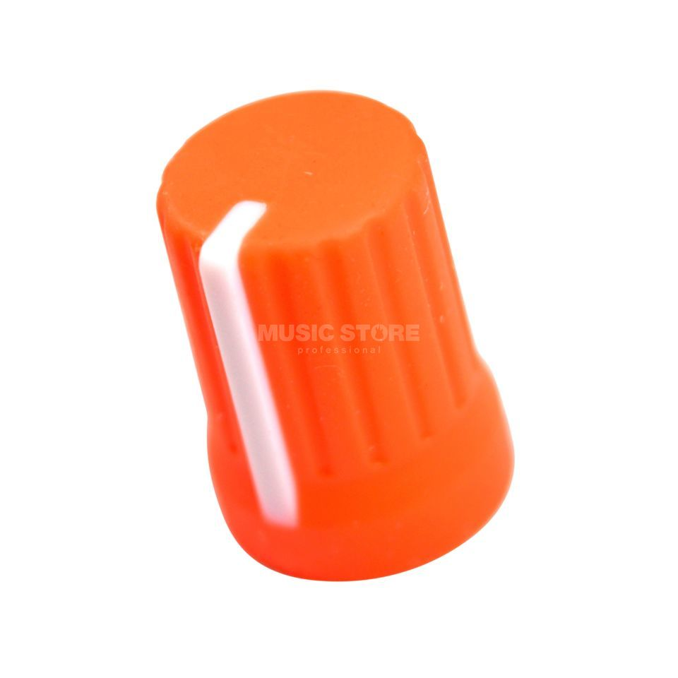 DJ TECHTOOLS Chroma Caps Superknob neon orange Product Image