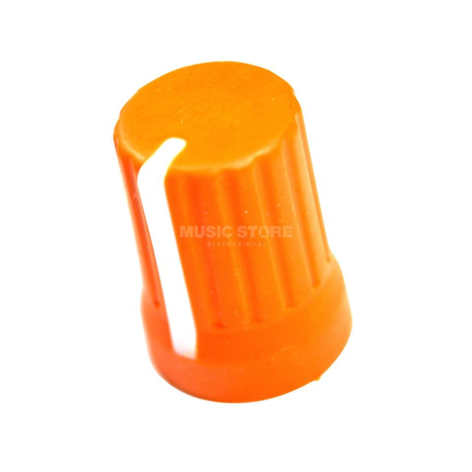 DJ TECHTOOLS Chroma Caps Superknob orange  Product Image