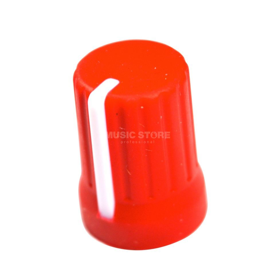 DJ TECHTOOLS Chroma Caps Superknob red  Image du produit