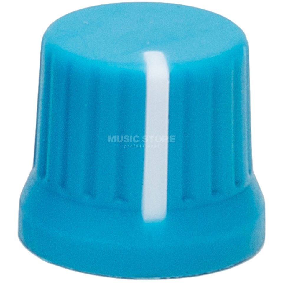 DJ TECHTOOLS Chroma Caps V2 Fatty Knob blue Product Image