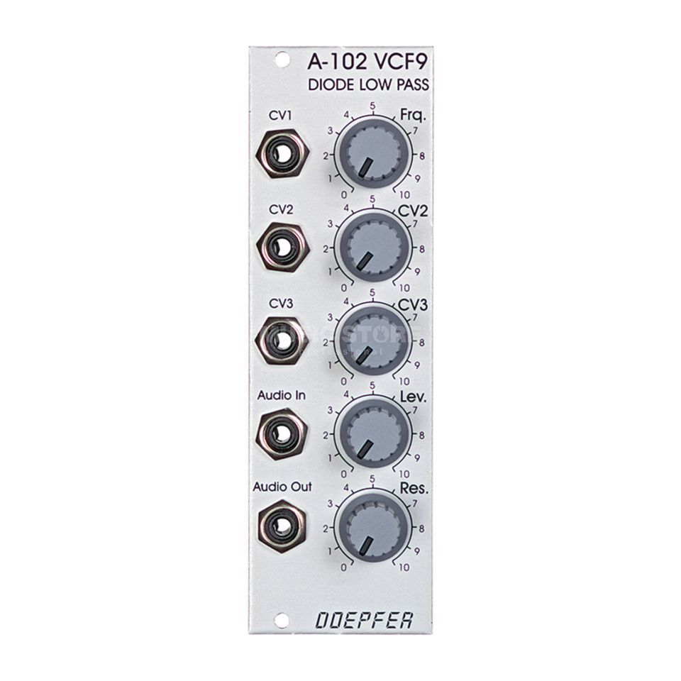 Doepfer A-102 Diode Low Pass Filter Produktbillede