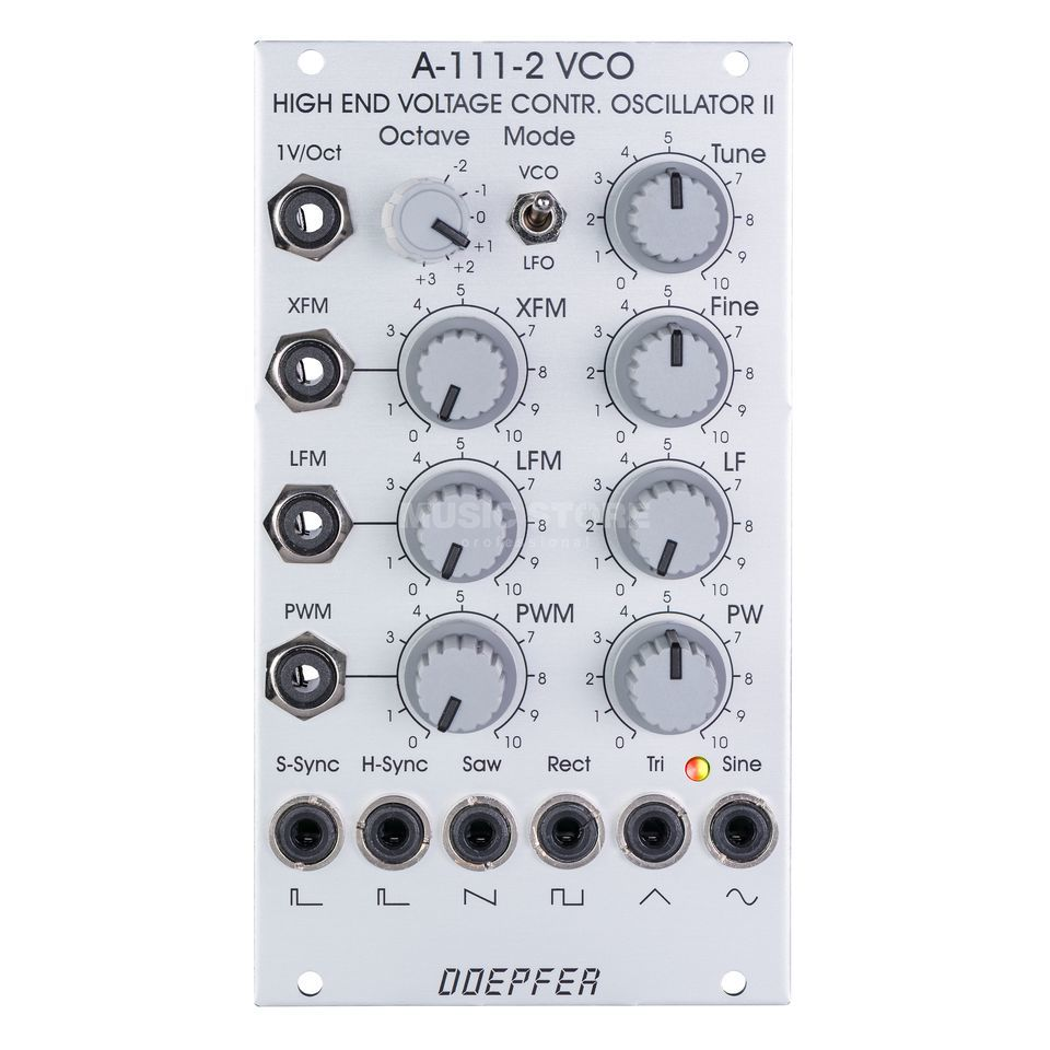 Doepfer A-111-2 High End VCO II Produktbillede