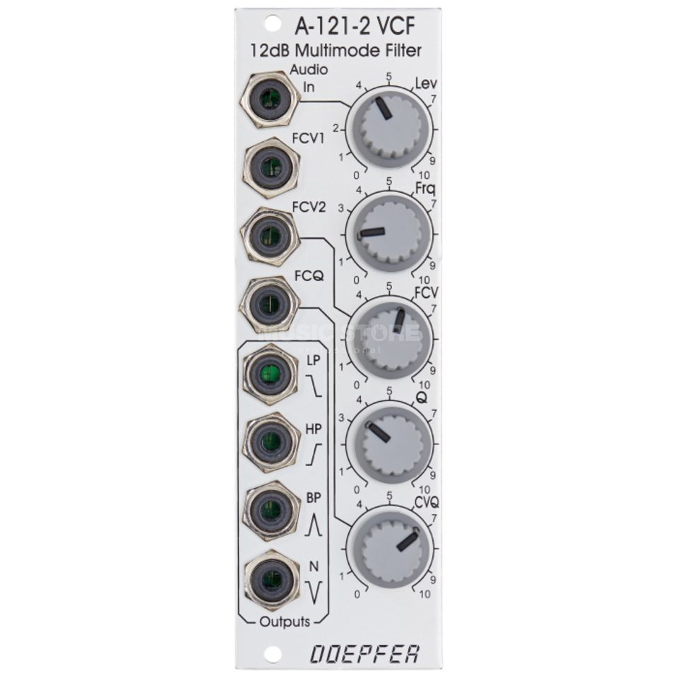 Doepfer A-121-2 12dB Multimode Filter Produktbild