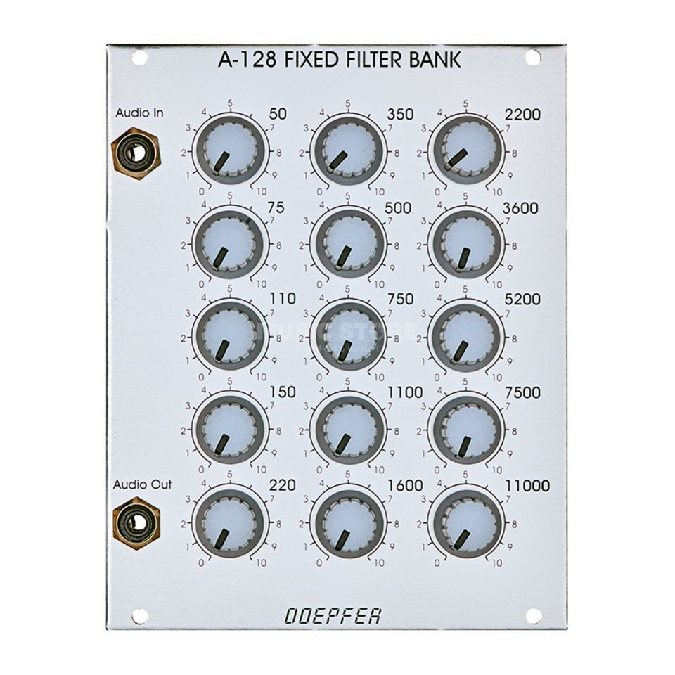Doepfer A-128 Fixed Filter Bank Produktbillede