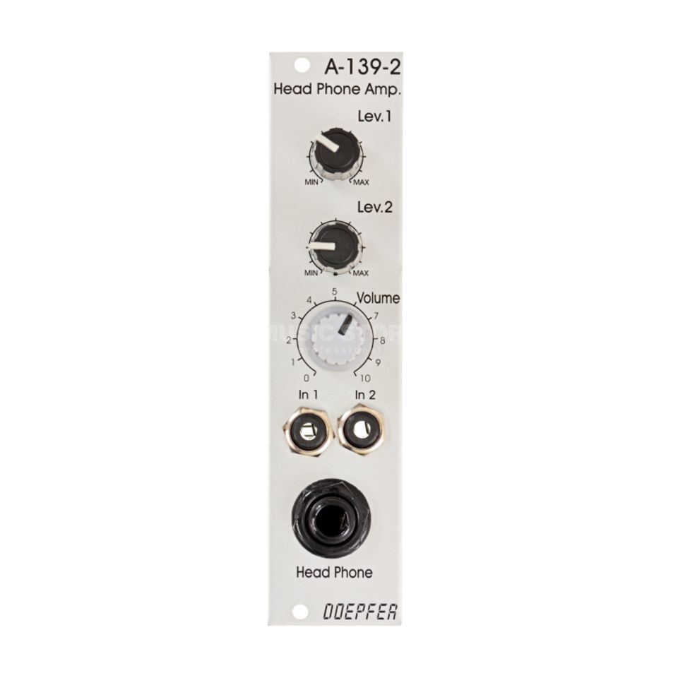 Doepfer A-139-2 Headphone Amplifier II Produktbillede