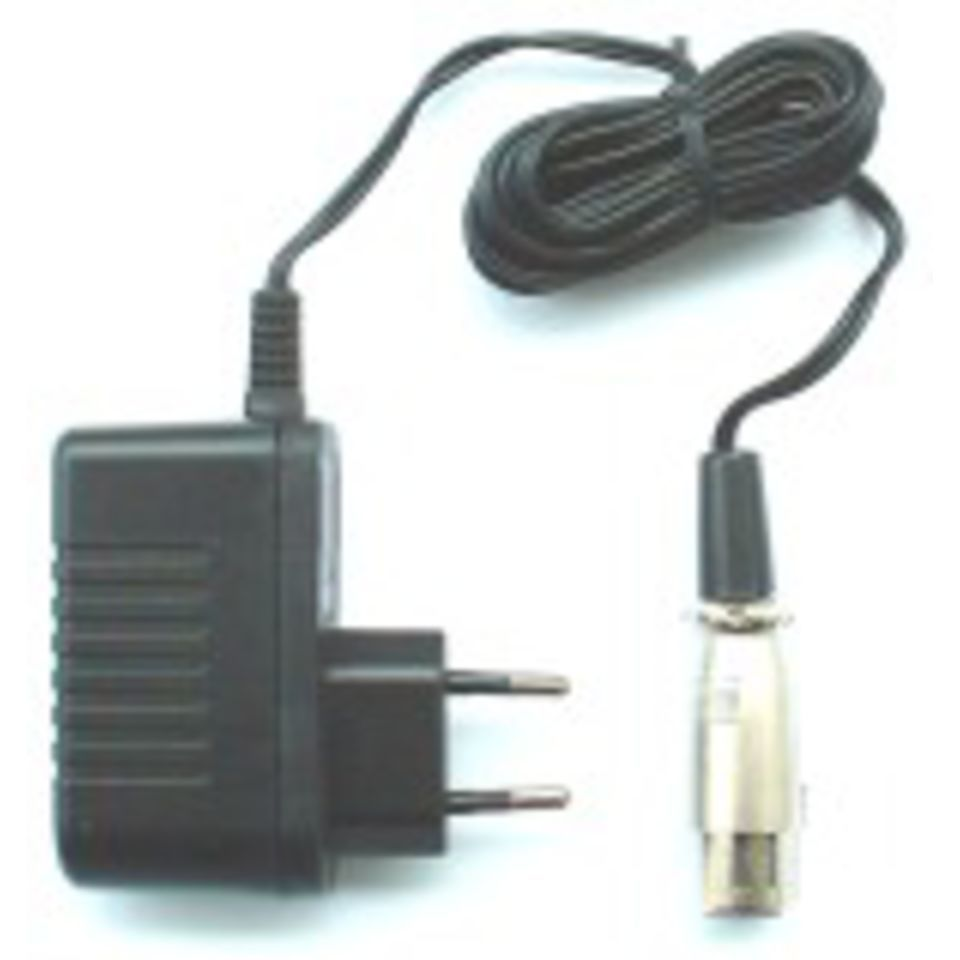 Doepfer Power adapter NT-AC for LMK, PK88 keyboards XLR Produktbillede