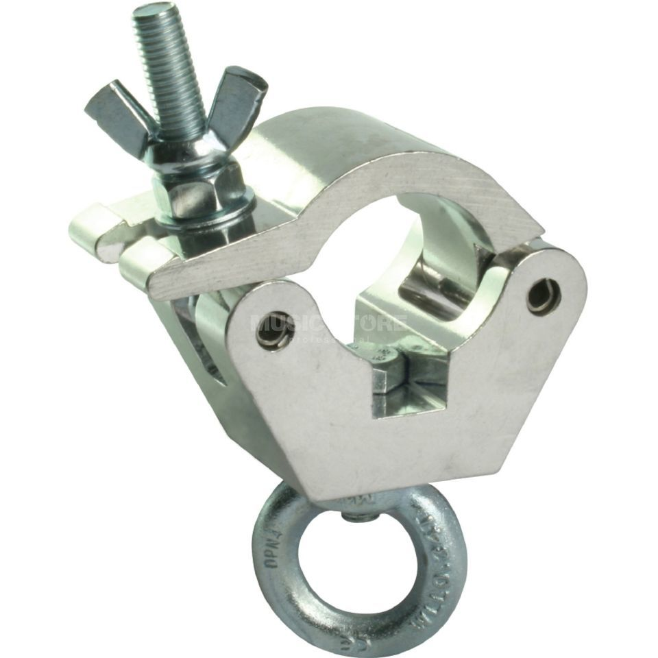 Doughty Clamp Half Coupler 750 kg 50mm Produktbillede