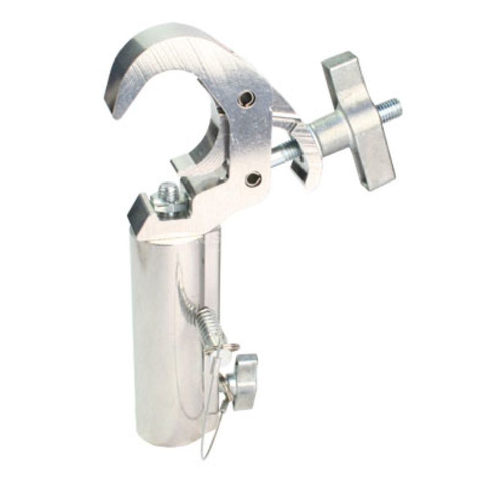 Doughty S/Line Quick Trigger TV-Clamp T58340, silber Produktbild