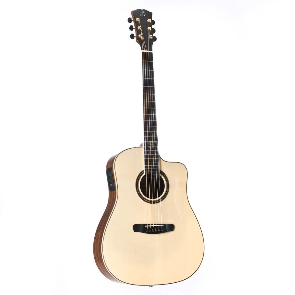 Dowina Guitars Granadillo DCE ds Изображение товара