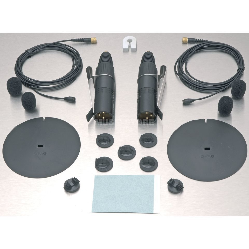 DPA SMK4060 Stereo Microphone Kit Produktbillede