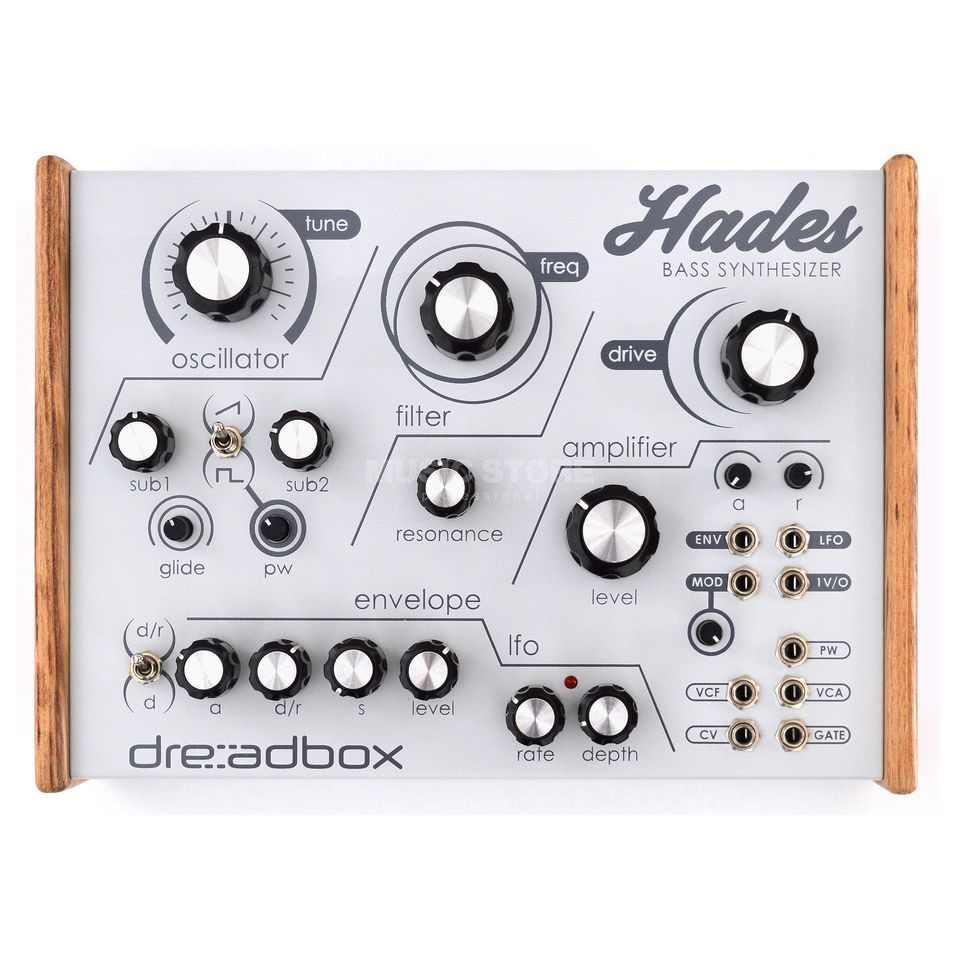 Dreadbox Hades Bass Synthesizer Produktbild