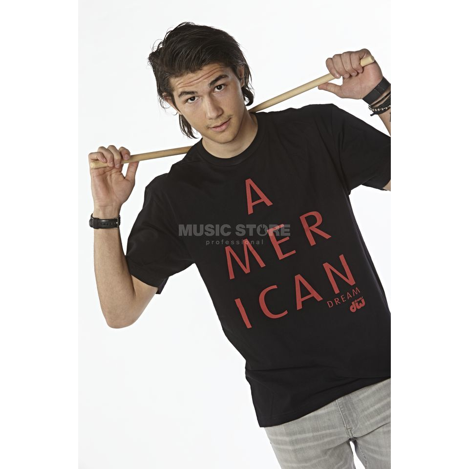 Drum Workshop American Dream T-Shirt XL Product Image