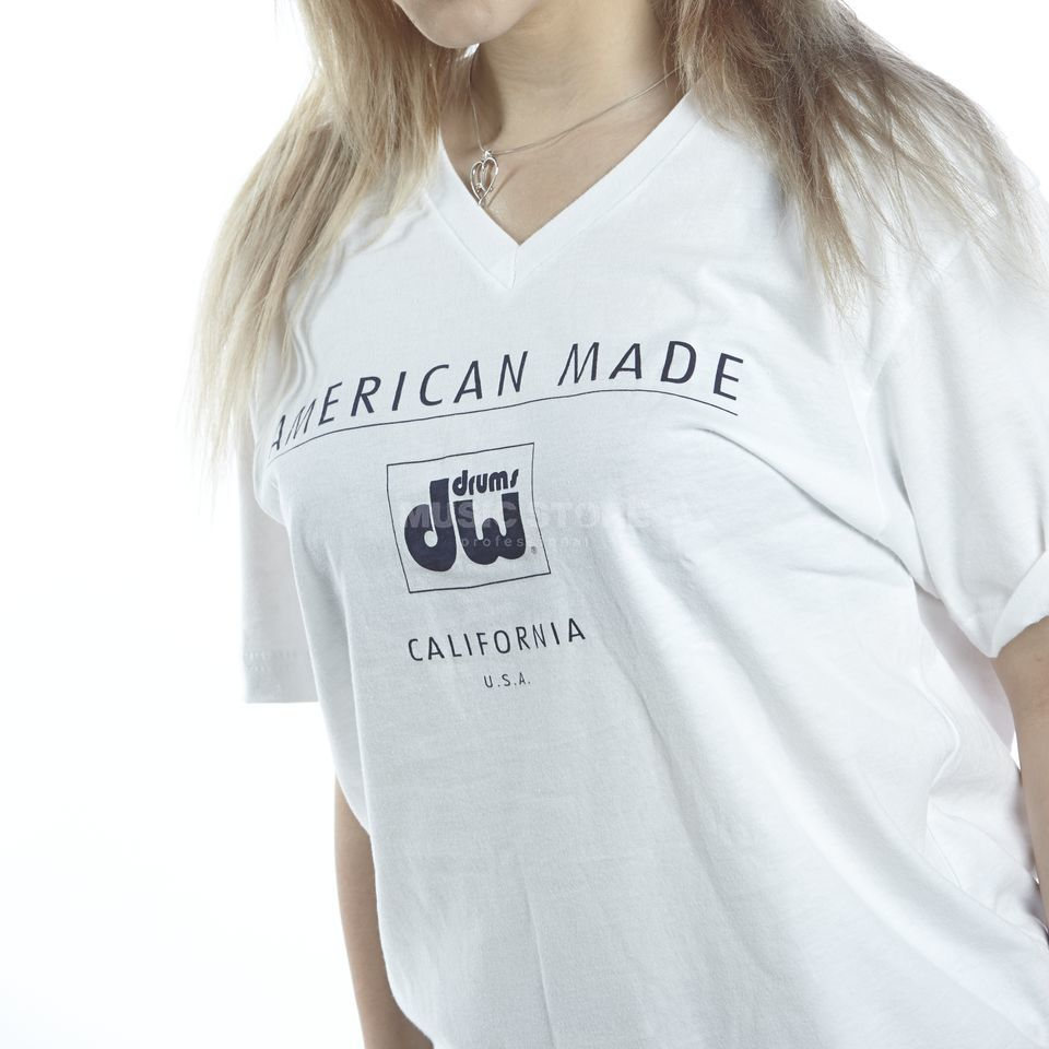 Drum Workshop American Made T-Shirt, Size M Produktbillede